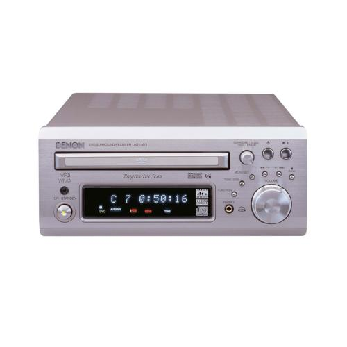ADVM51 Adv-m51 - Dvd Receiver/surround System