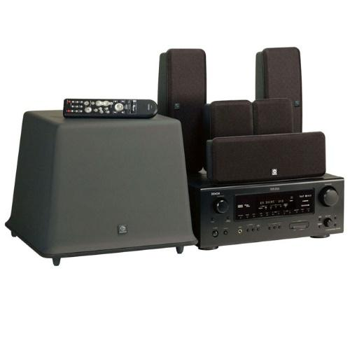 DHT588BA Dht-588ba - Home Theater Speaker System