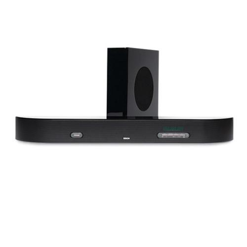 DHTFS3 Dht-fs3 - Home Theater Soundbar And Subwoofer