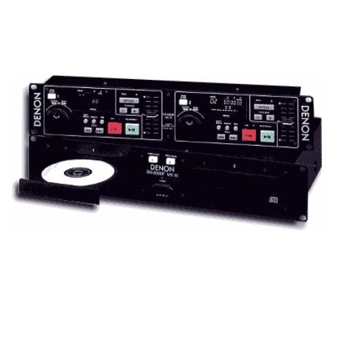 DN2000FMKIII Dn-2000fmkiii - Dual Cd Player