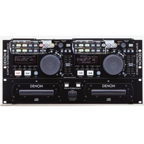 DND9000 Dn-d9000 - Dual Pro Cd Player