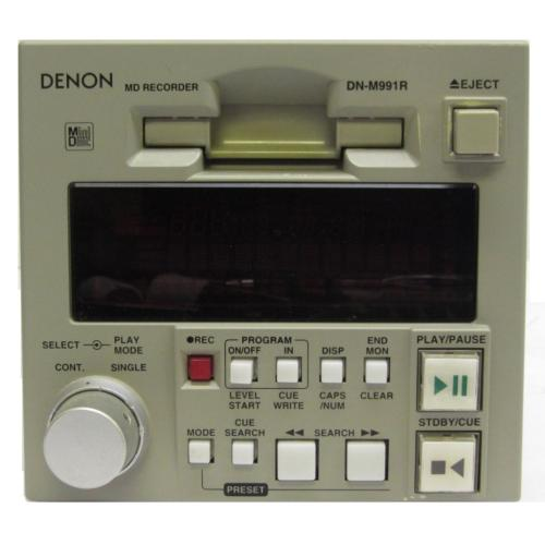 DNM991R Dn-m991r - Mini Disc Recorder