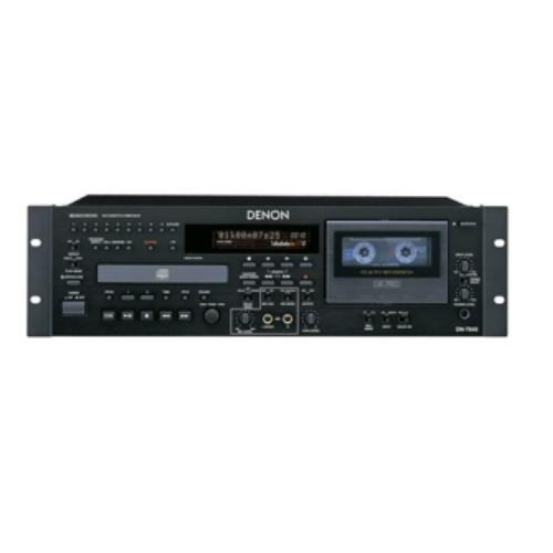 DNT645 Dn-t645 - Cd/mp3 Player/cassette Recorder