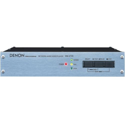 DNV755 Dn-v755 - Network Audio/visual Player