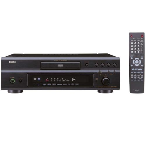 DVD3930CI Dvd-3930ci - Dvd/dvda/sacd/cd Player