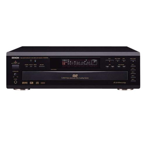 DVM3700 Dvm-3700 - Dvd Video Auto Changer