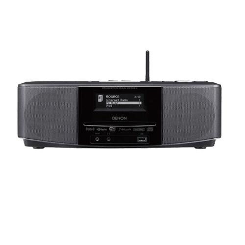 S52 Wireless Music System W/ Built-in Speakers And Alarm Clock